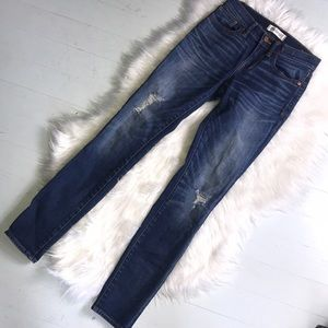 MADEWELL - Skinny Skinny Jeans Size 24
